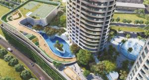 """Lodha World Towers 
